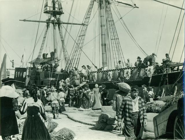 Dénia, puerto de libertad de Cervantes