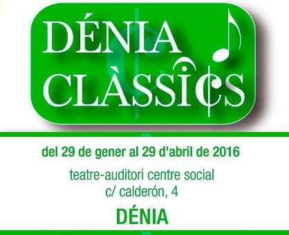 Festival Dénia Clàssics 2016