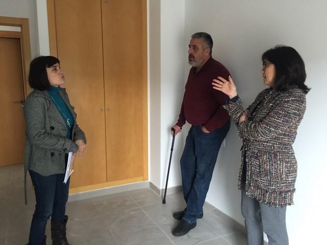 El Consell rebaixa a 57.000 € el preu de vivendes protegides de 90 m2 i garatge a Pego