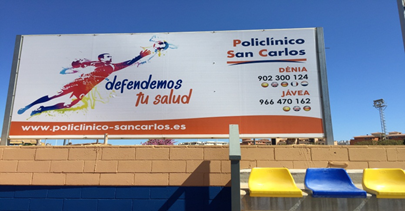 Policlínico San Carlos, comprometido con el deporte