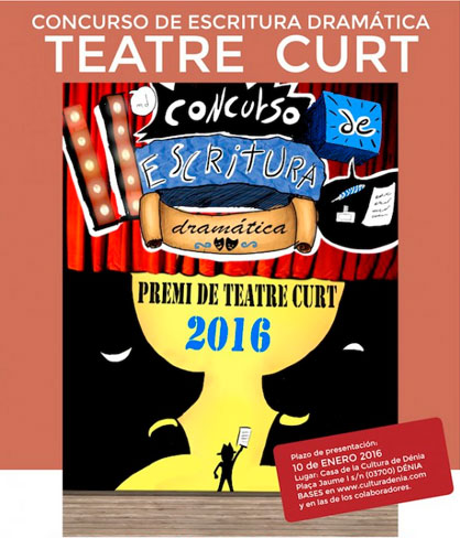 Curt de Teatre 2016