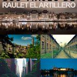 Los viajes de Raulet el artillero
