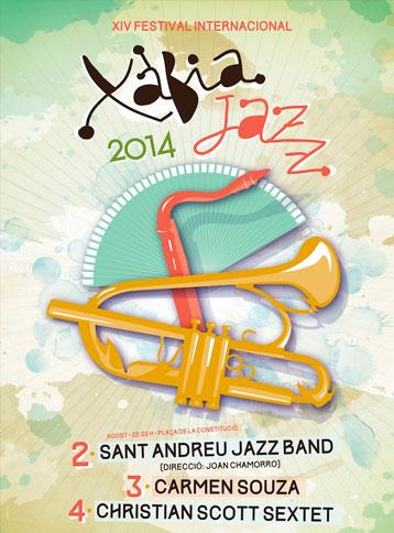 Festival Xàbia Jazz 2014