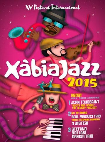 Festival Xàbia Jazz 2015