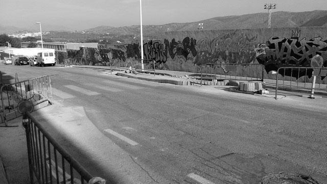 Teulada pone en marcha el plan de asfaltado de la Diputación