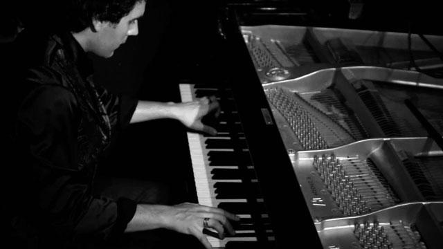 El pianista Alex Conde fusionará jazz y flamenco en Xàbia