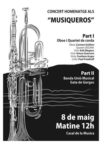 Homenaje a los Musiquers de Gata