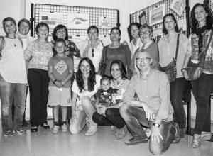 El colegio Montgó de Dénia expone el resultado de su proyecto Erasmus de creatividad y plurilingüismo