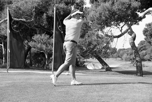 Visauto lleva hasta La Sella el MercedesTrophy de golf