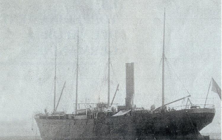 Un siglo del mercante hundido por un submarino alemán frente a Xàbia en la Primera Guerra Mundial