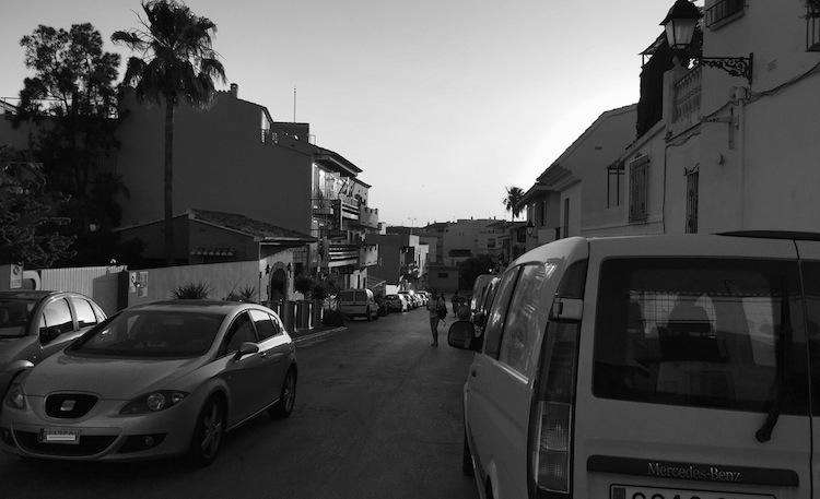 Veïns de Les Roques pide a Dénia que sólo los coches de los residentes puedan acceder al barrio