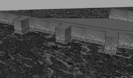 Las incógnitas de las murallas que levantaron los íberos en el Montgó