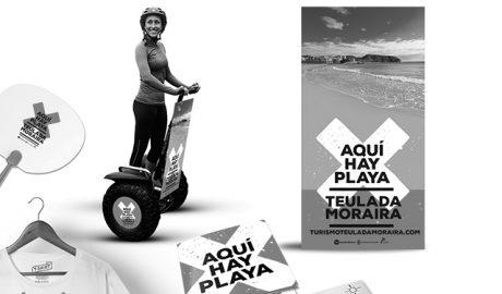 """Teulada le dice a Madrid que en Moraira """"sí hay playa"""""""