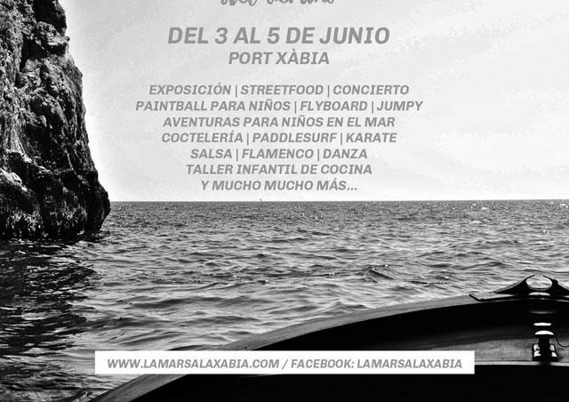 """""""La Mar Salà"""", la feria náutica, de ocio y gastronomía, se celebra este fin de semana en Xàbia"""