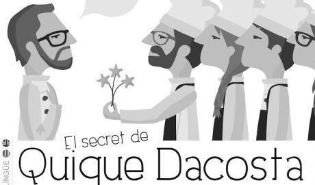 Un cuento de Toni Reig y Marta Colomer desvela la vida mas íntima de Quique Dacosta