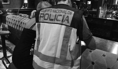 La Policía libera a una mujer obligada a prostituirse en un club de la N-332 y detiene a sus captores