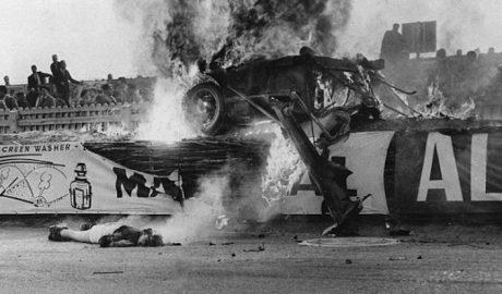 [VÍDEO] El piloto que se refugió en Teulada tras rozar la muerte en la histórica tragedia de Le Mans