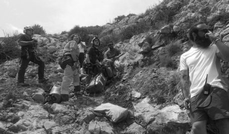 Rescate de una senderista en la ruta de la Cova Tallada