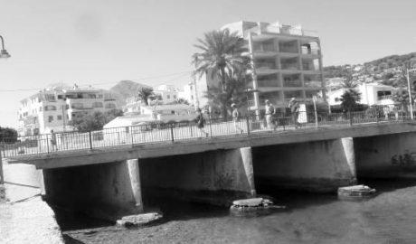 Xàbia impulsa la rehabilitación del puente de Triana y la construcción de otro nuevo en la calle Génova