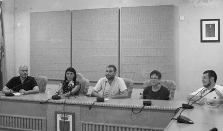La diputación pagará otra obra hídrica en Gata y la alcaldesa contesta al PP: el agua está garantizada