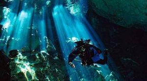 La Isla de Tabarca ofrece unos lugares únicos para la práctica del buceo.