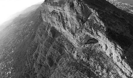Dos excursionistas desafían al temporal en el Montgó y obligan a movilizar un equipo de rescate y un helicóptero