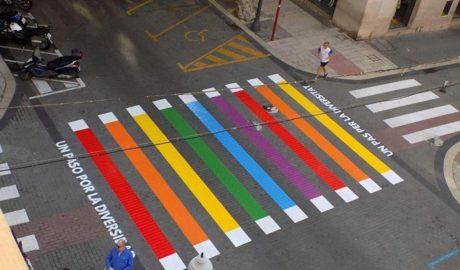 Por unas líneas de colores
