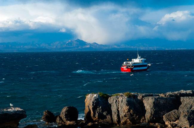 Crucero Kontiki y Tabarca