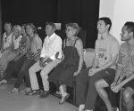 Presentación del corto en la Casa de la Cultura de Xàbia.