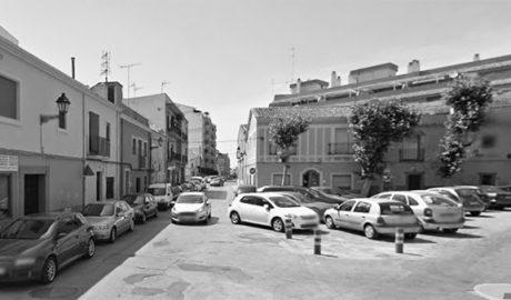 Dénia anuncia la reurbanización de la plaza de Valgamdéu y la calle Pare Pere
