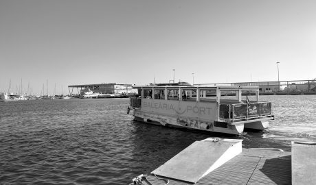 'La Panseta' de Baleària celebra tres años de éxito