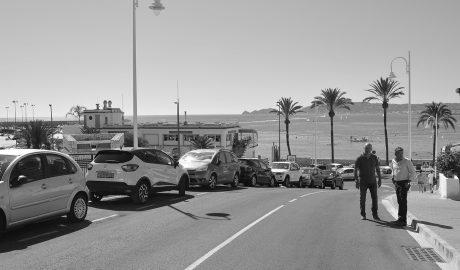 El Ayuntamiento de Xàbia da por finalizada la ampliación de la calle Caleta