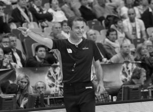 """Fernando Calatrava, árbitro internacional de la ACB: """"no es sencillo compaginar el arbitraje con otro trabajo"""""""