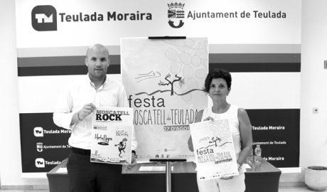 La Festa del Moscatell llega a Teulada con un programa cargado de actividades