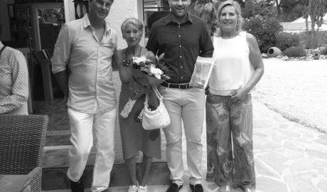 50 años de historia de amor por Moraira