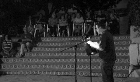 'Poemes en una nit d'estiu' torna a Teulada per a delectar als amants de la poesia