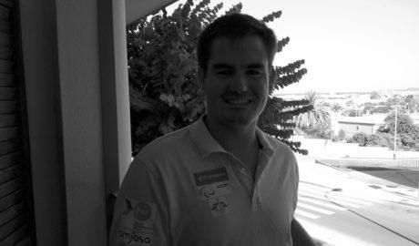 """Rafa Andarias, regatista: """"A día de hoy aún no tengo claro si voy a los Juegos Paralímpicos"""""""