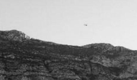 Los Bomberos rescatan a un matrimonio y su hijo extraviados en el Montgó