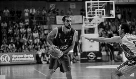 """Romà Bas, jugador profesional de baloncesto: """"No pierdo la esperanza de jugar en ACB"""""""