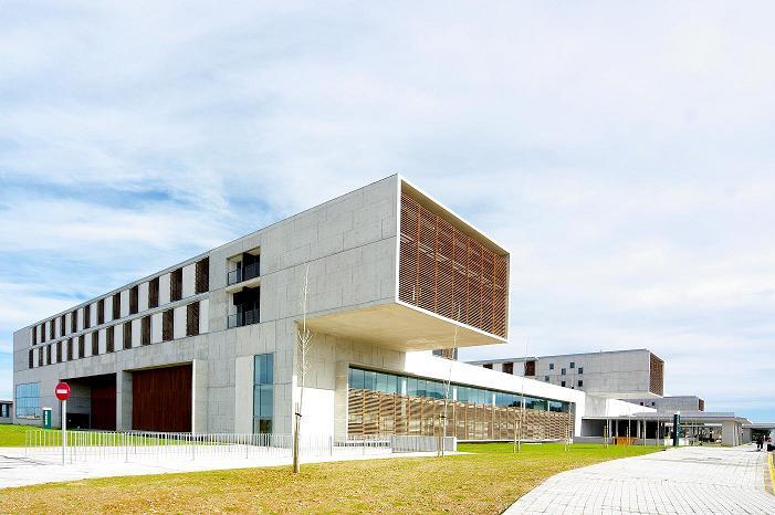 El hospital de Dénia.