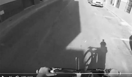 [VÍDEO] Benitatxell se adelanta a la llegada de La Vuelta