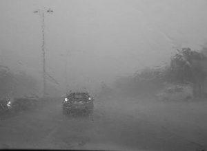 La Marina Alta registra en 2016 sólo el 50% de la lluvia habitual en el cuarto año de sequía
