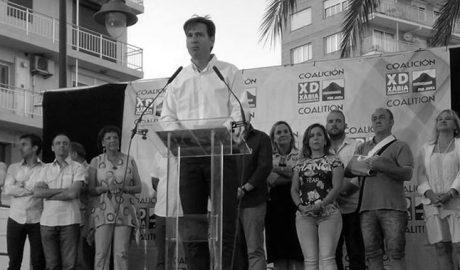 Mando y ordeno por parte del gobierno del PSOE de Xàbia