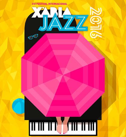 Festival Xàbia jazz 2016
