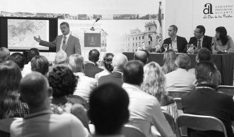 Tren de la Costa: La Diputación aboga por construir el tramo Alicante-Benidorm antes que el de Dénia-Gandia