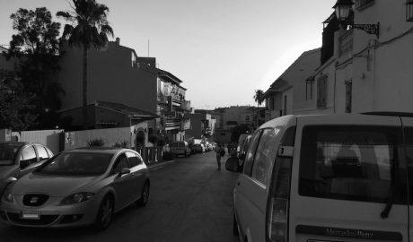 Cómo será en el futuro aparcar y circular por el casco antiguo de Dénia
