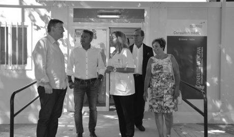 Marina Salud rectifica y mantendrá abierto el consultorio de verano de Xàbia hasta fin de mes