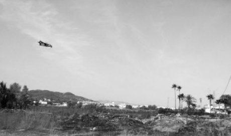 Aviones y helicópteros de la Generalitat descargaron casi medio millón de litros de agua para apagar los incendios de Xàbia y Benitatxell