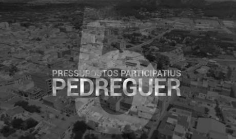 Los 16 proyectos de futuro que podrán votar los vecinos de Pedreguer