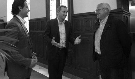 Grimalt denuncia el nulo interés de la Diputación de Alicante por el tren Dénia-Gandia
